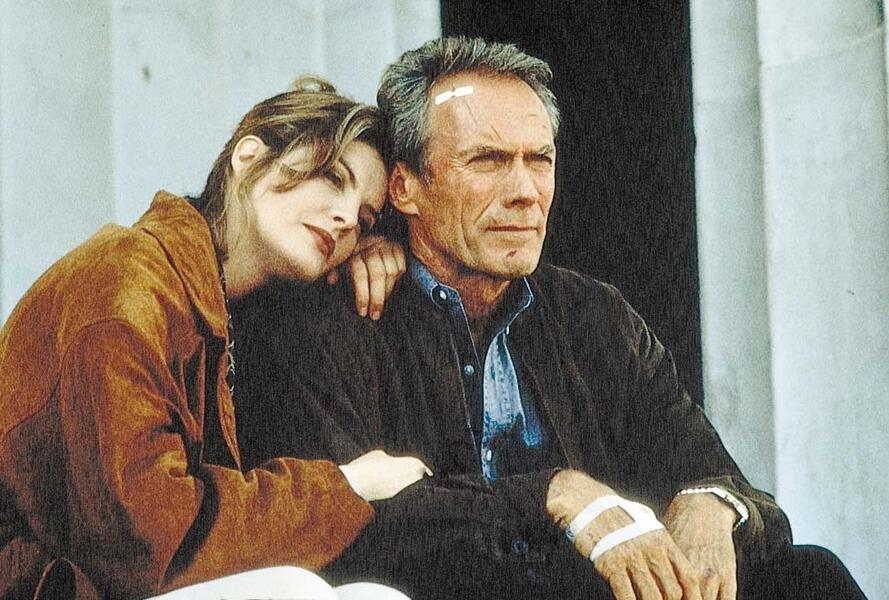 In the Line of Fire - Die zweite Chance mit Clint Eastwood und Rene Russo