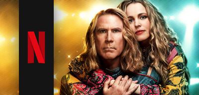 Will Ferrell und Rachel McAdams inEurovision Song Contest: The Story Of Fire Saga