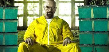 Bild zu:  Breaking Bad wird erneut als beste Dramaserie ausgezeichnet