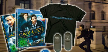 Bild zu:  Eagle Eye Quiz Gewinnspiel