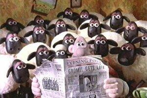 Wallace & Gromit unter Schafen - Bild 4 von 7