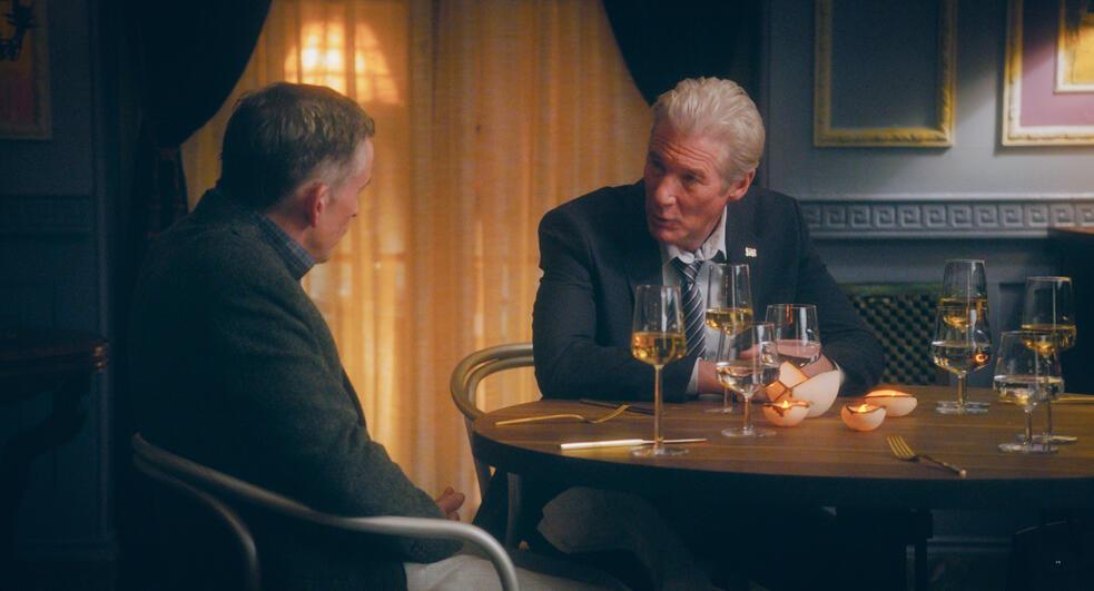 The Dinner mit Richard Gere und Steve Coogan