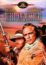 Duell am Missouri - Poster