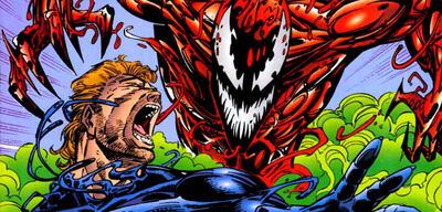 Venom und Carnage (rot)