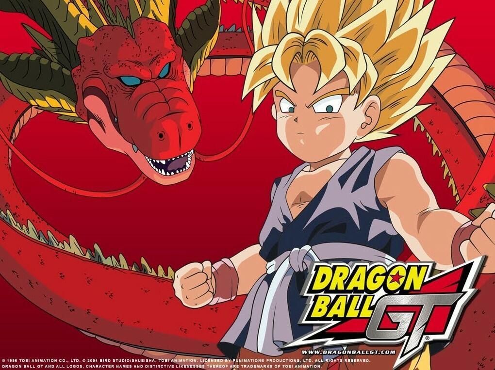 Dragonball Gt Serien Stream