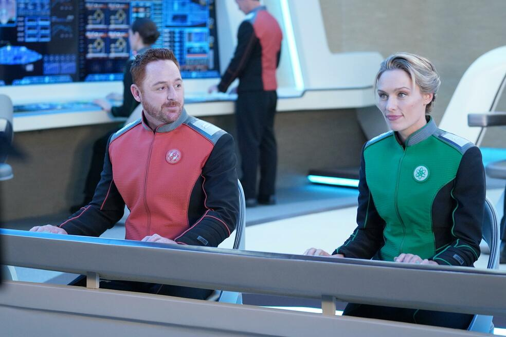 The Orville Staffel 2 Stream