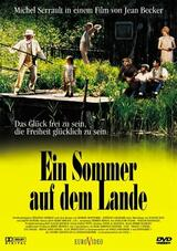 Ein Sommer auf dem Lande - Poster