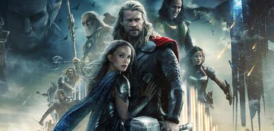 Der letzte MCU-Film von Lady Sif: Thor 2 - The Dark Kingdom