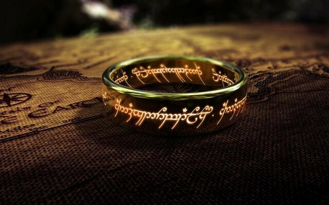 Ist der eine Ring mehr als man vermutet?