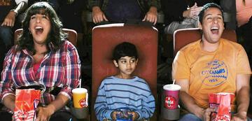 Gemeinsam Spaß im Kino: Jack und Jill