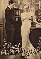 Die englische Heirat