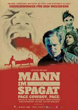Mann im Spagat - Poster