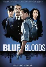 Blue Bloods - Crime Scene New York - Staffel 1 - Poster