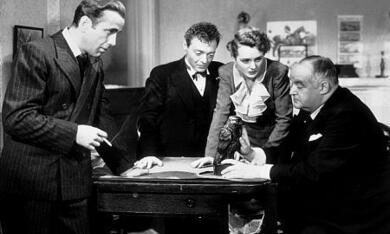 Die Spur des Falken mit Humphrey Bogart und Peter Lorre - Bild 6