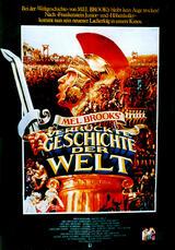 Mel Brooks - Die verrückte Geschichte der Welt - Poster
