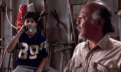 Karate Kid mit Pat Morita und Ralph Macchio - Bild 2