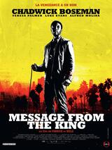 Message from the King - Poster
