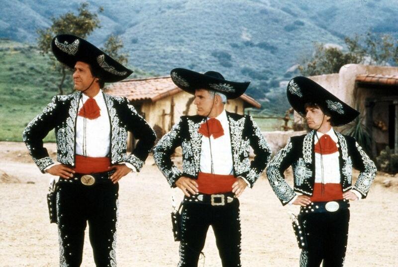 Die Drei Amigos
