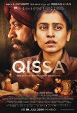 Qissa. Der Geist ist ein einsamer Wanderer Poster