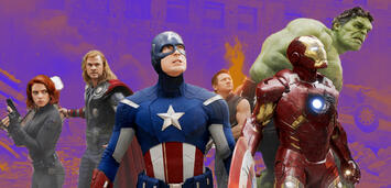 Bild zu:  Marvel's The Avengers