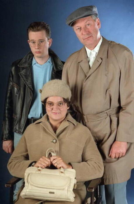 Familie Heinz Becker