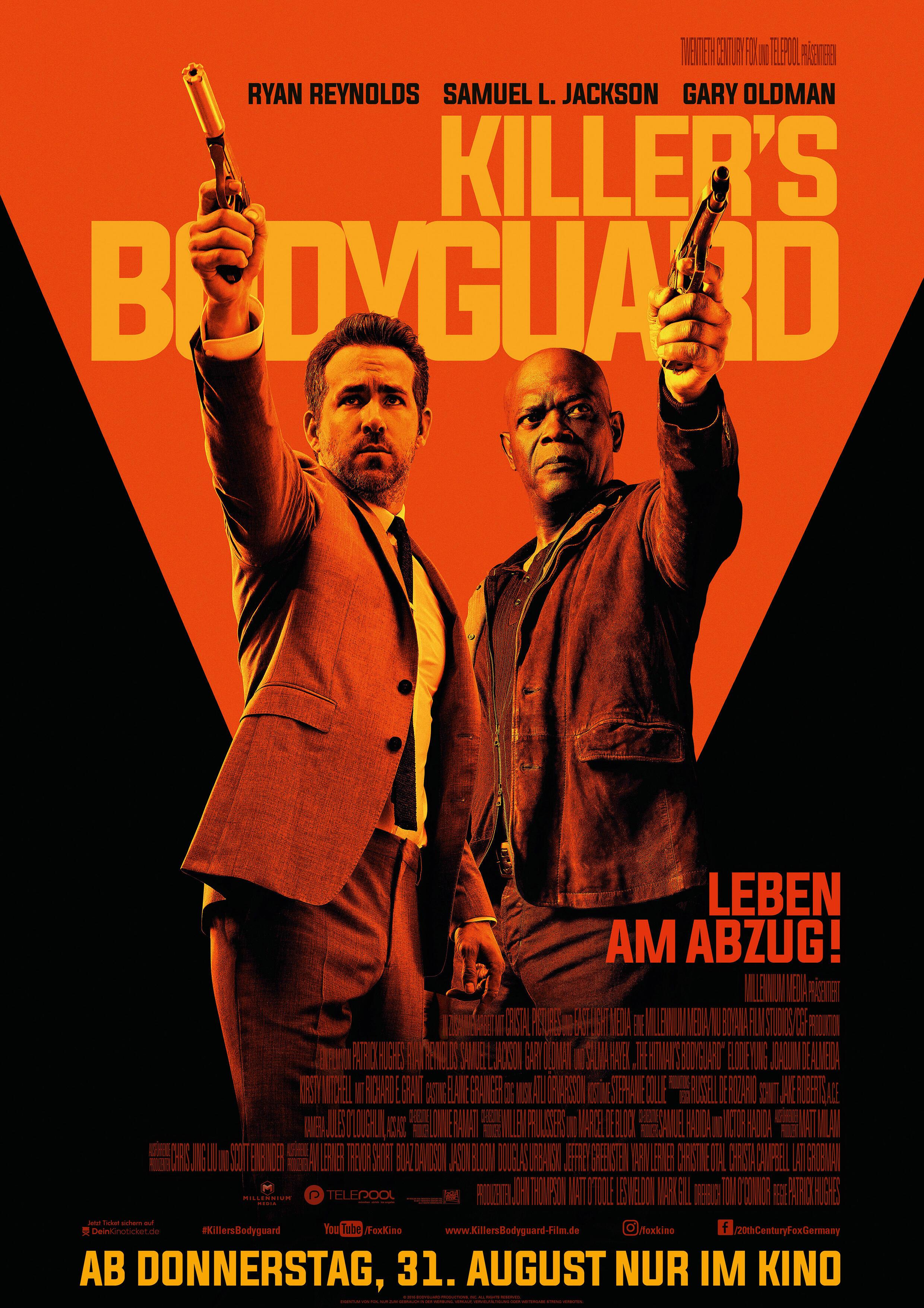 Killer Bodyguard