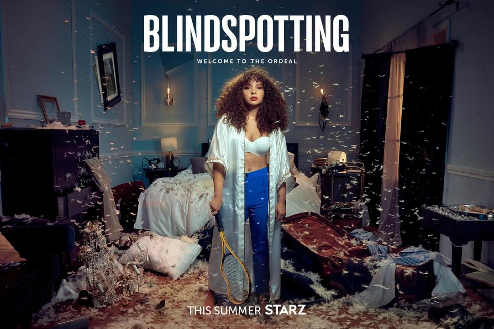 Blindspotting, Blindspotting - Staffel 1
