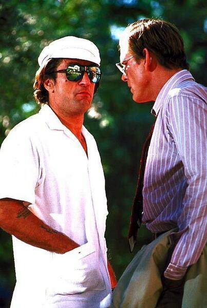 Kap der Angst mit Robert De Niro und Nick Nolte