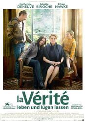 La Vérité - Leben und lügen lassen Poster