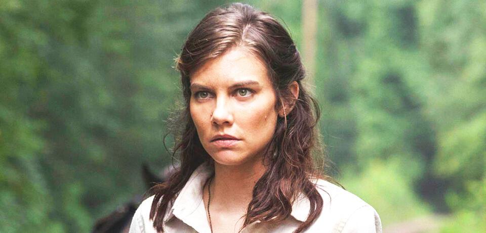 Lauren Cohan als Maggie in The Walking Dead
