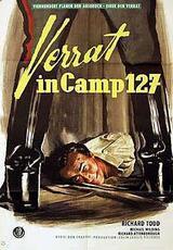 Verrat in Camp 127 - Poster