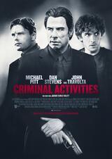 Criminal Activities - Poster