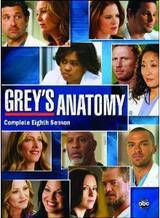 Grey's Anatomy - Staffel 8 - Poster