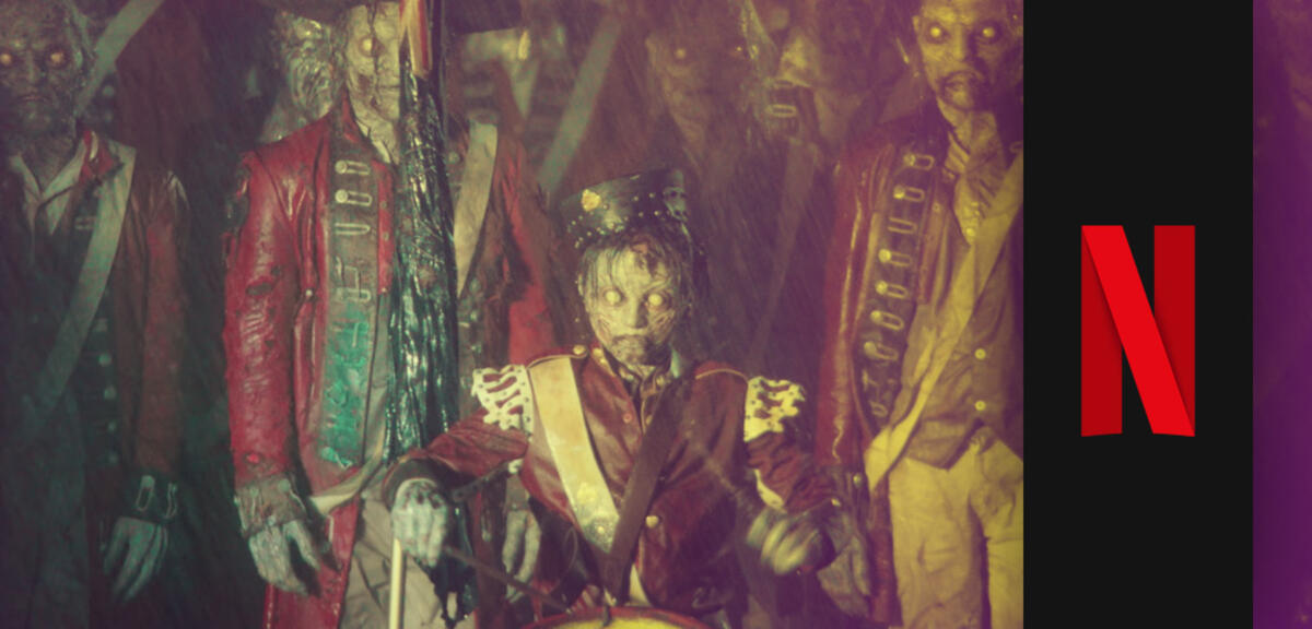 The Walking Dead-Ersatz bei Netflix: Brachiale Zombie-Action-Serie startet heute