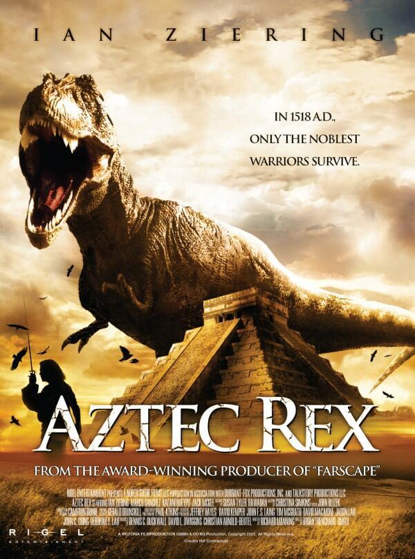 Aztec Rex - Bestie Aus Der Urzeit