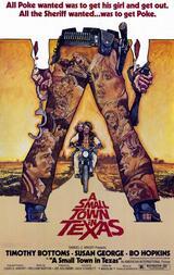 Jagdzeit in Texas - Poster