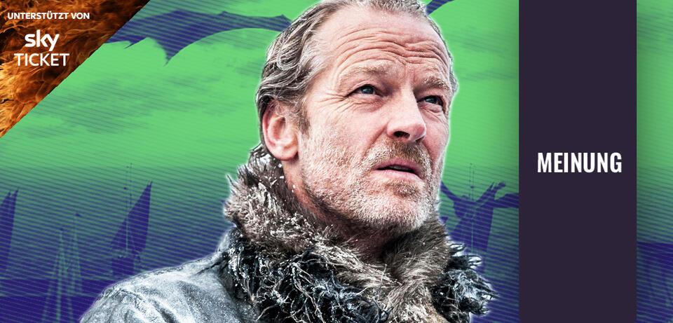 Jorah Mormont aus Game of Thrones