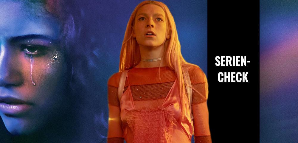 Mit Marvel-Star: Die kontroverse Serie Euphoria ist ein berauschendes Highlight