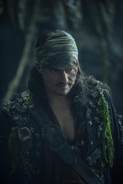 Pirates of the Caribbean 5: Salazars Rache mit Orlando Bloom