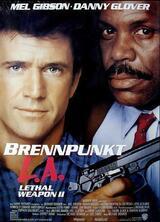 Lethal Weapon 2 - Brennpunkt L.A. - Poster