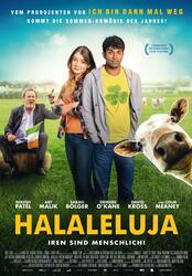 Halaleluja - Iren sind menschlich!  Poster