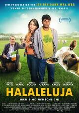 Halaleluja - Iren sind menschlich!  - Poster