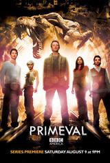 Primeval - Die Rückkehr der Urzeitmonster - Poster