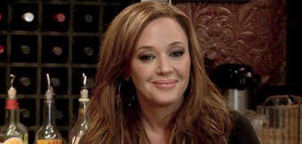 Leah Remini in The Exes