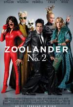 Zoolander No. 2 Poster