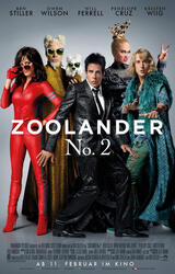Zoolander No. 2 - Poster