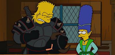 Die Simpsons: Marge Online