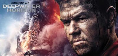 Deepwater Horizon mit Mark Wahlberg