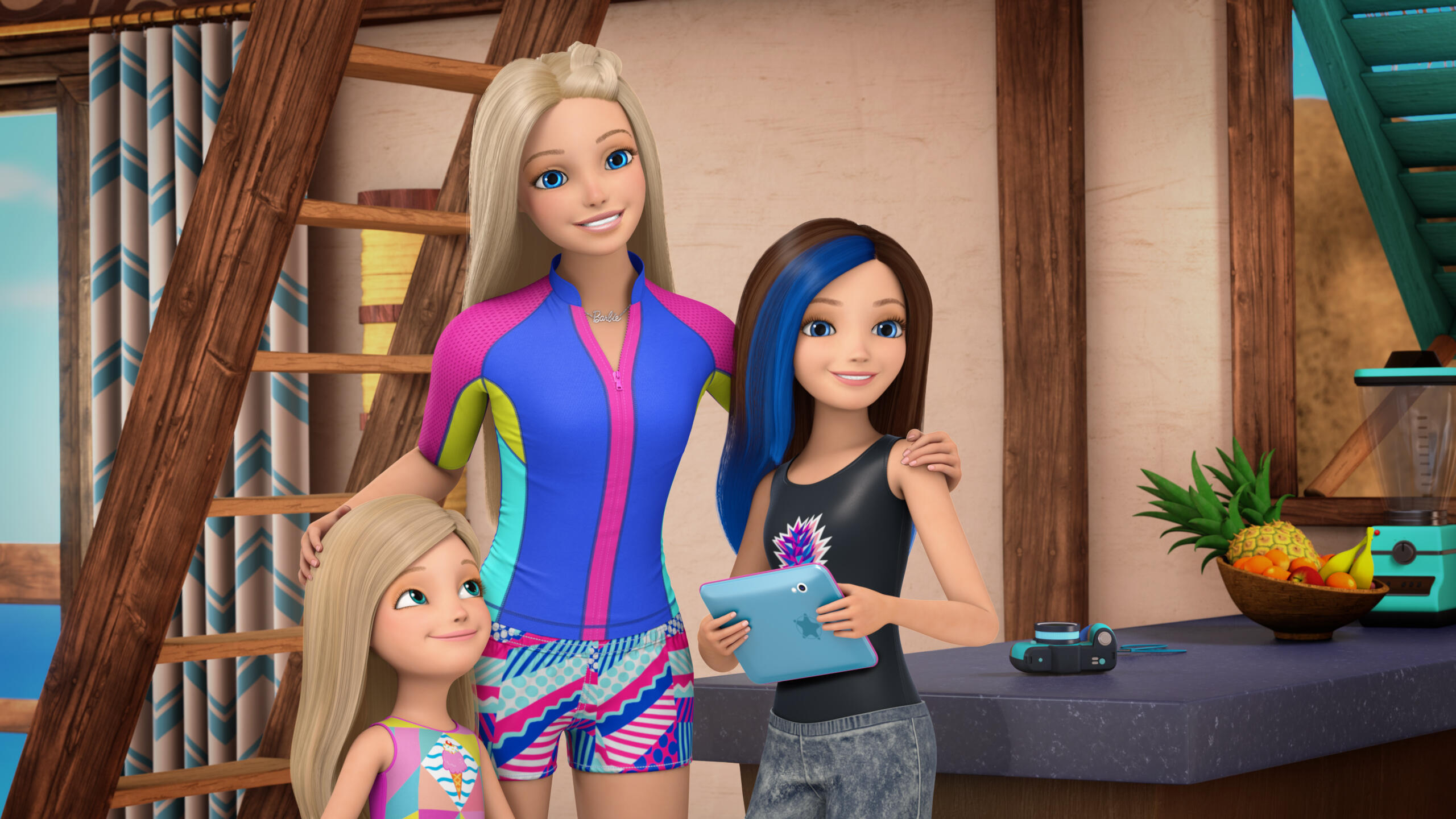barbie die magie der delfine dvd start