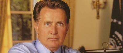 Martin Sheen als Präsident in The West Wing